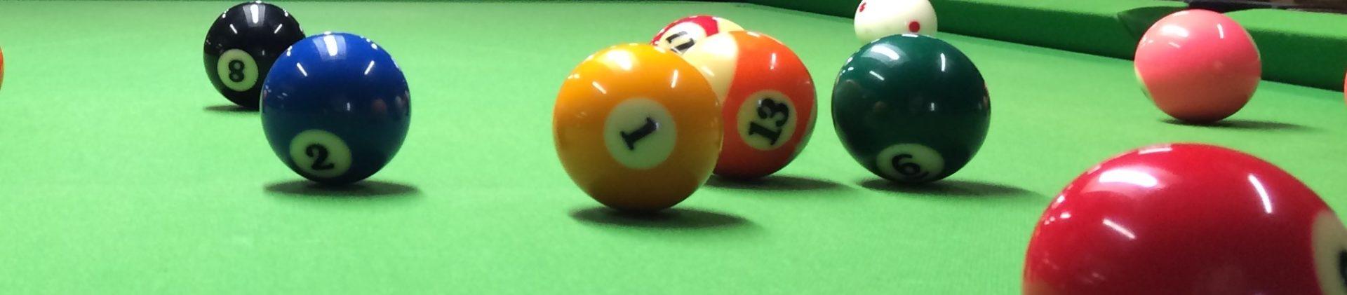 カテゴリー: Billiards
