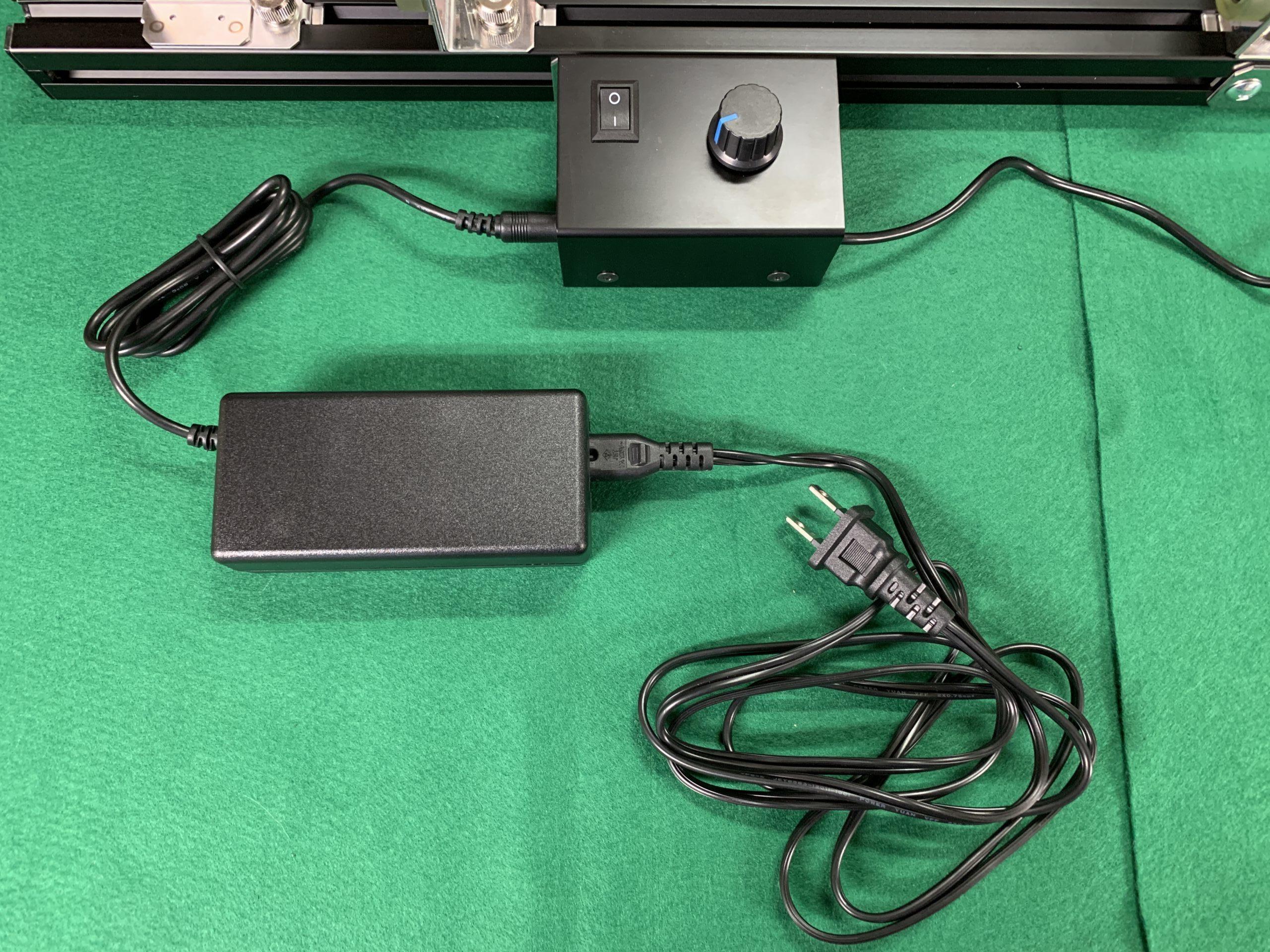 デザイヤ 拡張ツール コントローラーとAC/DCアダプターセット